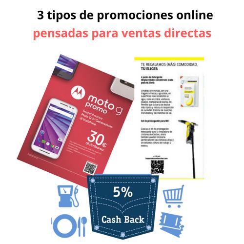 3 formas de éxito de promociones de venta de un producto de Gran Consumo